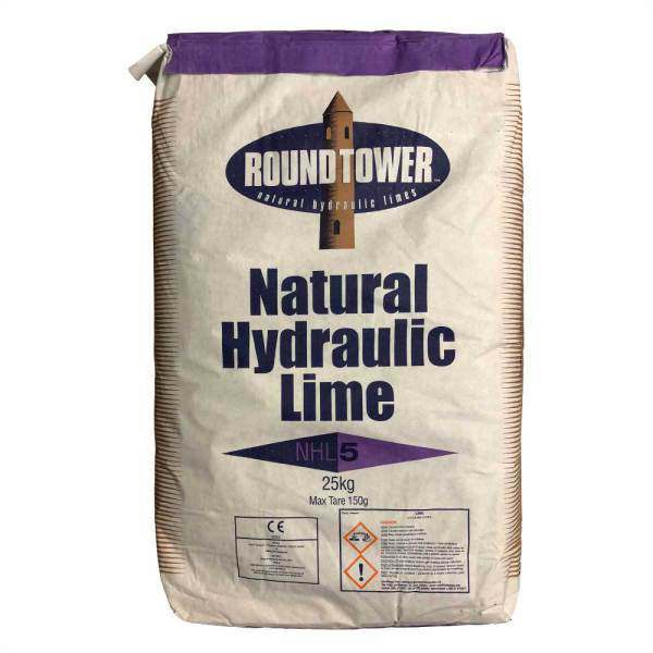 Roundtower Natural Hydraulic Lime 5