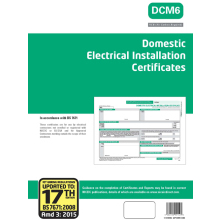 NICEIC 5588 GR Certificate-DEIC17/3