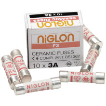 Niglon F13 13A Fuse Table Top Pack of 10