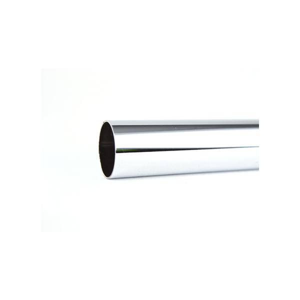 OJ HQ3860H Chrome Plated Tube 1830x25mm