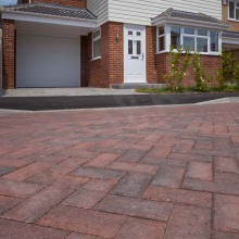 Omega Paving Pack 50mm Depth Various Colours
