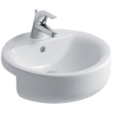 Ideal Standard Concept Sphere 45cm Semi Countertop Basin One Taphole