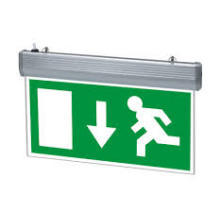 OneElec OE-EM-ES4M 4W Maintained LED  Exit Sign