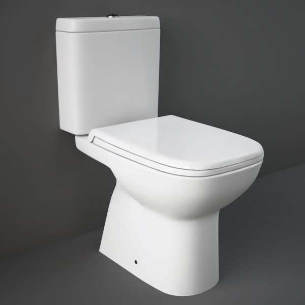 Origin Full Acc WC Pack and Soft Close Toilet Seat
