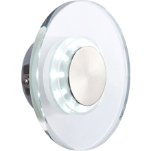 Philippa IP44 Rated LED Wall Light Stainless Steel