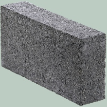 Plasmor 100mm 7N Stranlite Solid Coursing Brick