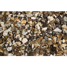 Poly Bag  20mm Flint Shingle