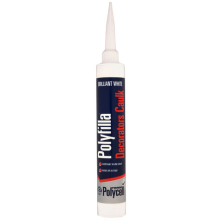 Polycell Trade 380ml Decorators Caulk White