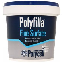 Polycell Trade Fine Surface Decorators 1.75kg