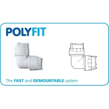 Polyfit Elbow White