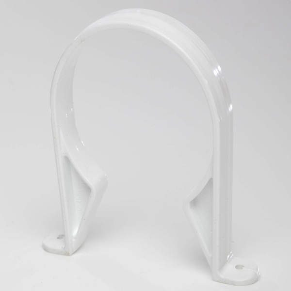 Polypipe 110mm Pipe Clip White