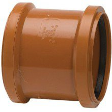 Polypipe  110mm Slip Coupler D/S