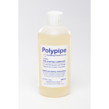 Polypipe 500ml Joint Lubricant     Sg500