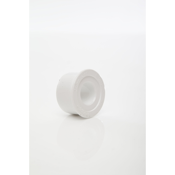 Overflow Pipe ABS White 40mm