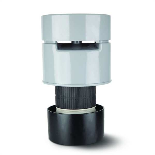 Polypipe Air Admittance Valve 110mm Grey