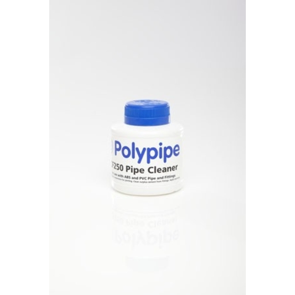 Polypipe Cleaning Fluid    250ml Tin