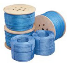 Polypipe DC500 Drawcord 6mm x 500m (Wooden Drum)