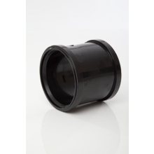 Polypipe Soil Double Socket 110mm