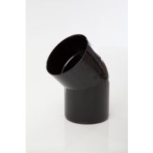 Polypipe Soil Offset Bend Single Socket 110mm x 135 Degrees