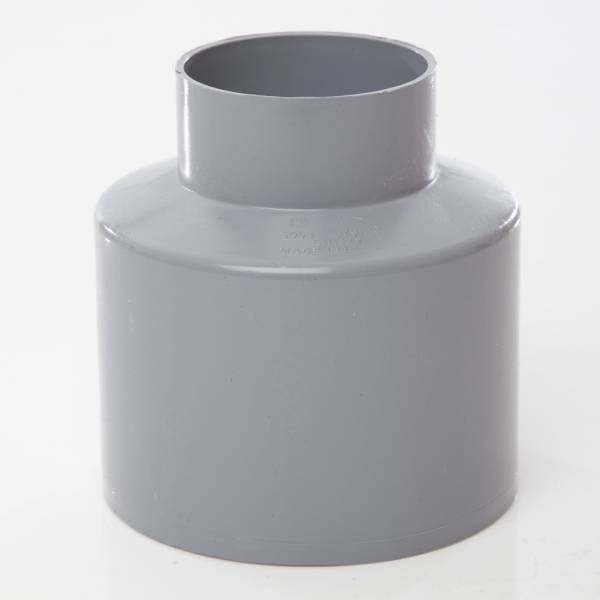 Polypipe Soil Waste Reducer 110mm Grey