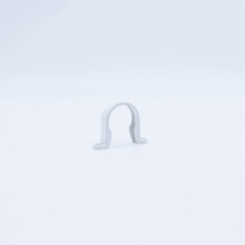Waste ABS Pipe Clip White 40mm