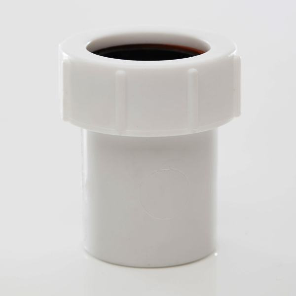 Polypipe Solvent Waste Expansion Coupling 32mm ABS White