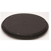 Polypipe UG511 460mm Diameter Polypropylene Cover&Frame