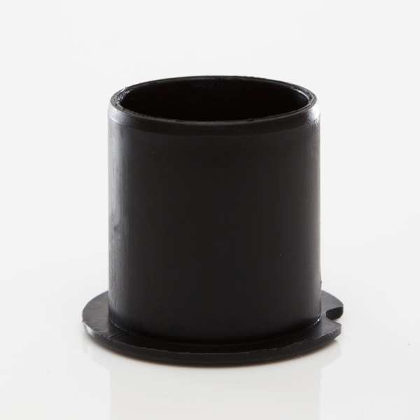 Polypipe Waste Push Fit Socket Plug 32mm Black