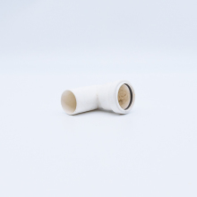 Polypipe Waste Push Fit Swivel Bend 40mm x 92 Degrees White