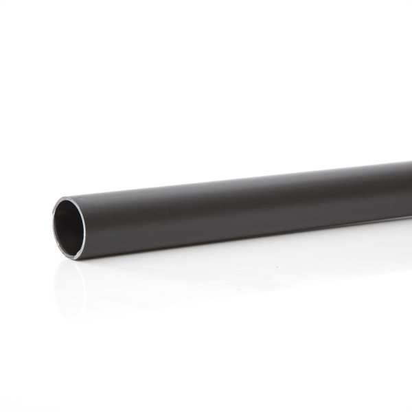 Polypipe Waste Push Fit Waste Pipe 32mm x 3m Black