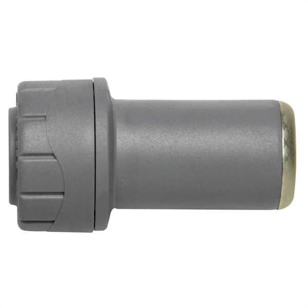 Socket Reducer Grey 22x15mm