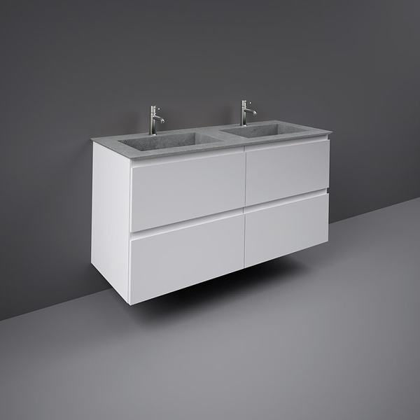 Precious Drop-In Wash Basin 1200mm 1TH C-Grey