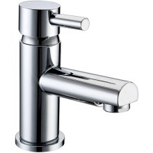 Prima Mini Mono Basin Mixer and Clicker Waste 44mm