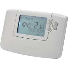 Programmable Thermostat 7 Day Optional Start