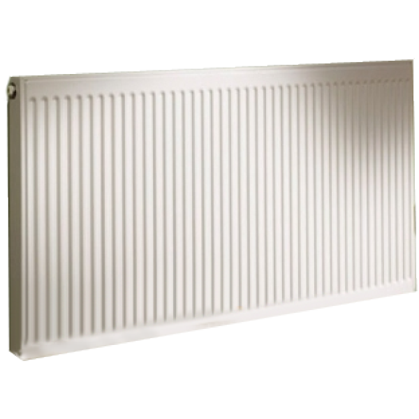 Quinn Warmastyle Radiator White Double Panel+ 600mm x 1400mm