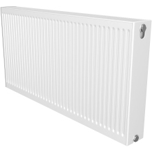 Quinn Warmastyle Radiator White Double Convector 600mm x 1000mm