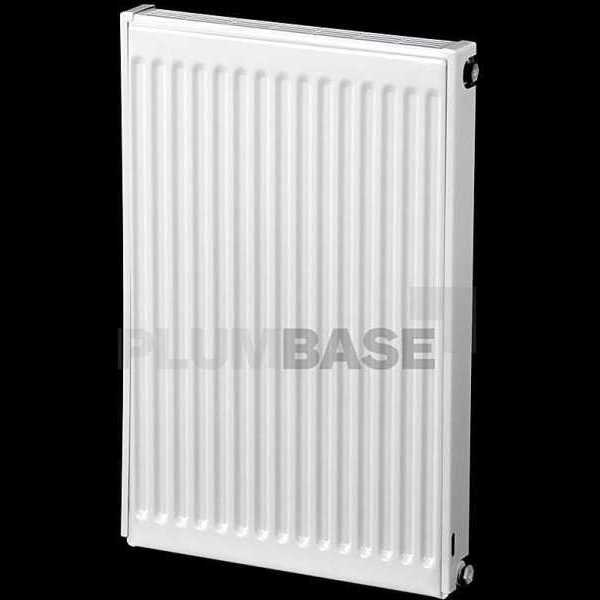 Quinn Warmastyle Radiator White Single Convector 600mm x 1000mm