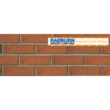 Raeburn 65mm Sandy Red Multi Wirecut Brick