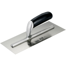 Ragni 11 Plaster Trowel Black Handle R318