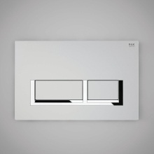 Rectangular Push Plate for all Concealed Cisterns