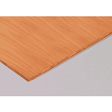 Red Faced Poplar Core Plywood B/BB 2440 x 1220 x 9mm