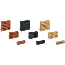RedBank 215mm Square Hole Air Brick