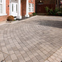 Regatta TRIO Block Paving Pack Various Finishes and Colours