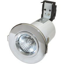 Robus Mains Voltage LED Downlight RF201-03 Chrome