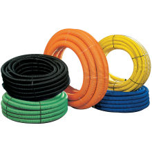 Ridgicoil Orange Street Light Ducting 50m 94/110mm 50m