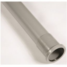 Ring Seal Soil Pipe 3m Grey 82mm
