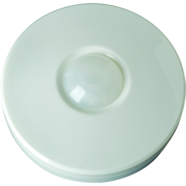 Robus R360N-01 Motion Detector 360 Degree PIR Surface White