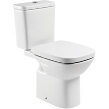 Roca Debba Close Coupled WC Pan Only