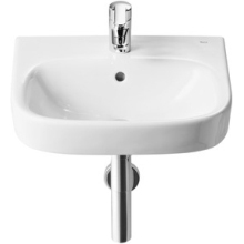 Roca Debba Wall Hung Basin Unit 450 1 Taphole