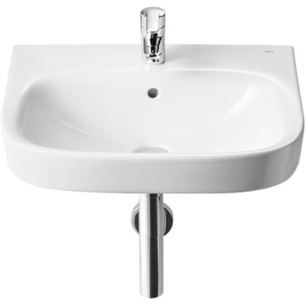 Roca Debba Wall Hung Basin Unit 550 1 Taphole